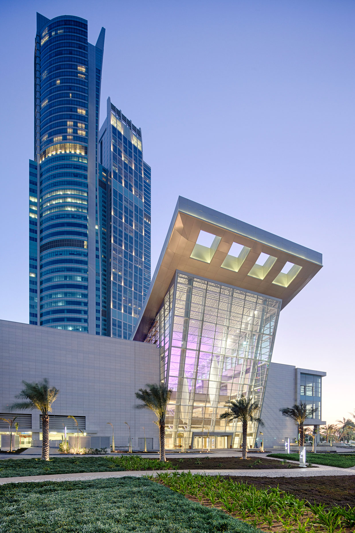 Abu Dhabi Mall Exterior Photography, UAE