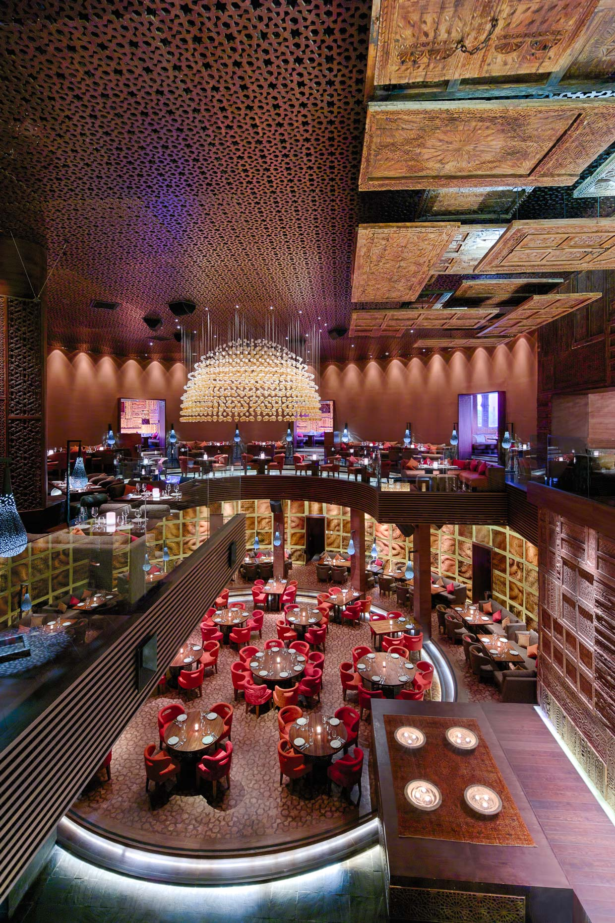 Best Restaurant-Wafi | Dubai, UAE