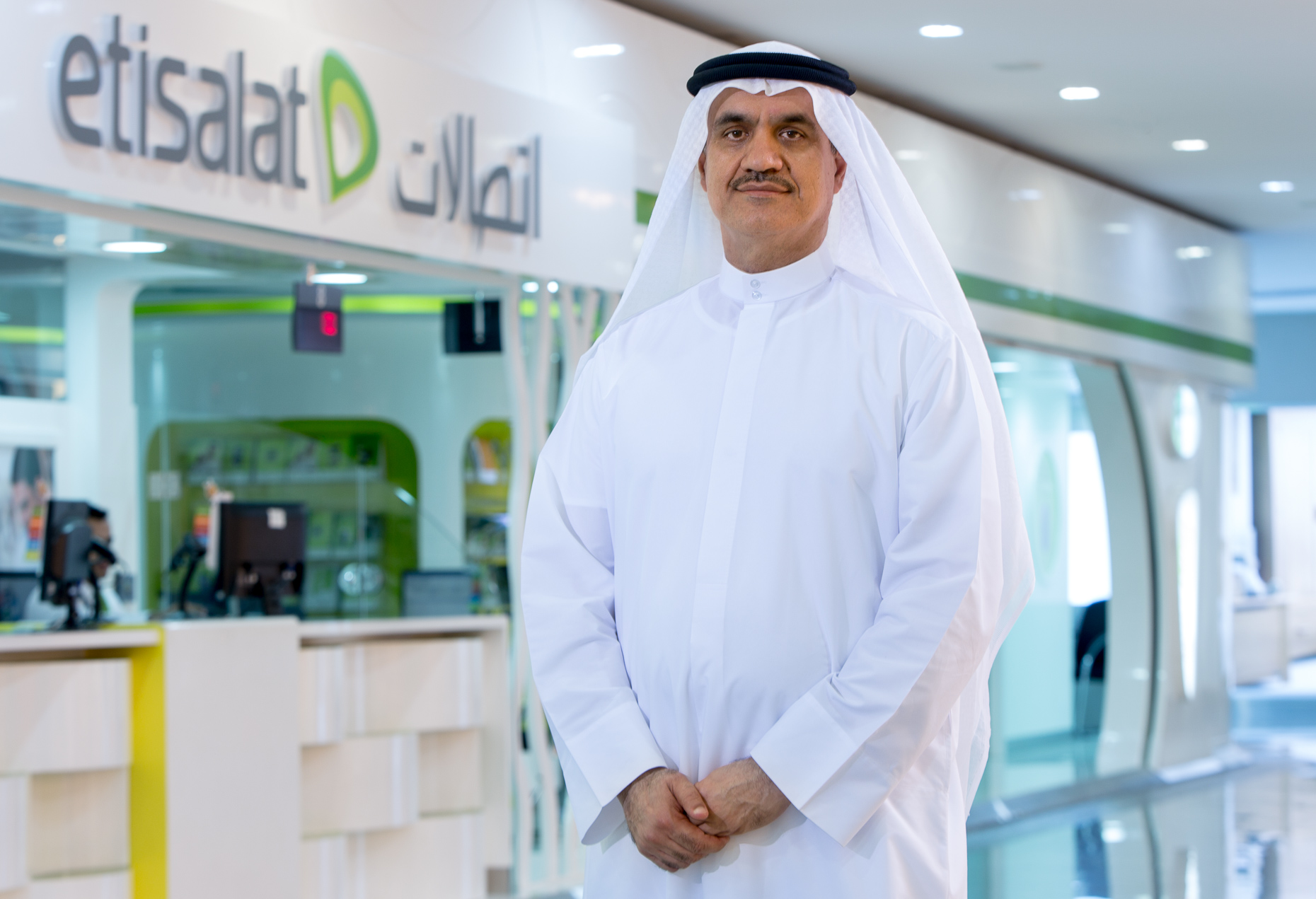 Etisalat Chairman | Professional Photography